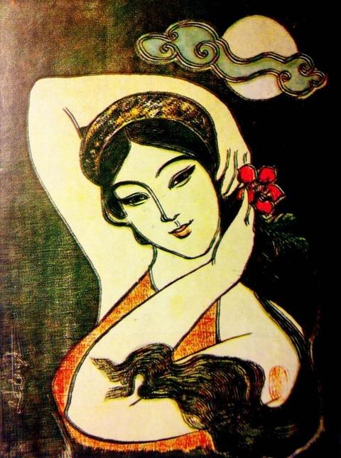 Tho qua tao bao ve tinh duc, Ho Xuan Huong chiu nhieu thi phi hinh anh 1
