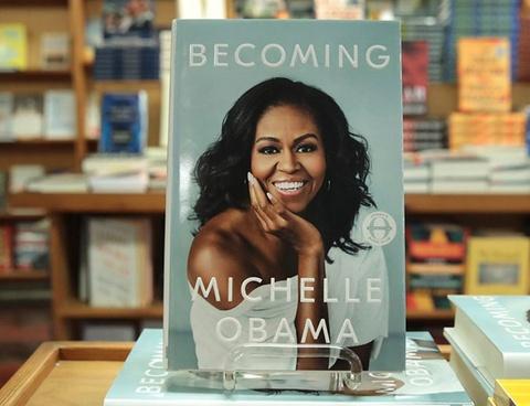 Hồi ký phu nhân Obama xuất bản tại Việt Nam với tiền bản quyền kỷ lục