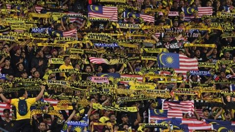 Với người Malaysia, chiếc cúp vàng là tất cả