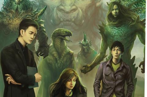 2 sinh viên vô tình khám phá bí ẩn người rồng sau cú ngã sinh tử