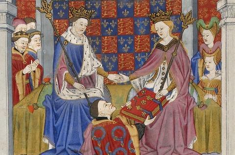 Vua Anh thời trung cổ có cố vấn riêng chuyện phòng the?