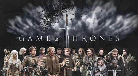 'Tro choi vuong quyen' ha man, tac gia Martin van dao choi o Westeros hinh anh 1