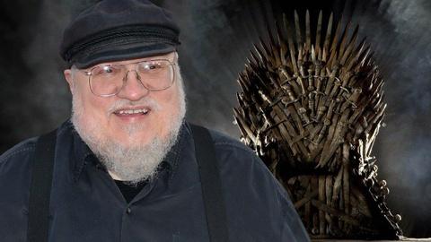 'Tro choi vuong quyen' ha man, tac gia Martin van dao choi o Westeros hinh anh 2