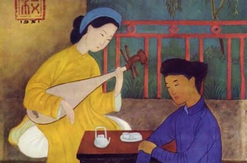 Thuy Kieu dan khuc 'Thap dien mai phuc' cho ai nghe? hinh anh
