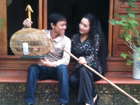 Che Linh khong du dam cuoi con trai va Thanh Thanh Hien hinh anh