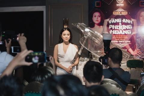 'Hoang Thuy Linh nhieu lan khoc khi trai long' hinh anh 2