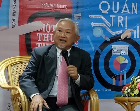 GS Phan Van Truong noi ve chuyen quan tri cua Tan Hiep Phat hinh anh