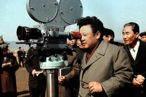 Lanh dao Trieu Tien Kim Jong II co bo suu tap 20.000 DVD phim My hinh anh 1