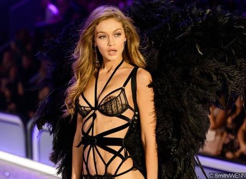 Gigi Hadid khong dien Victoria's Secret o Trung Quoc hinh anh