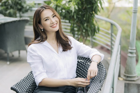 Anh Thu: Dao dien Nguyen Quang Dung noi toi khong co tham vong hinh anh