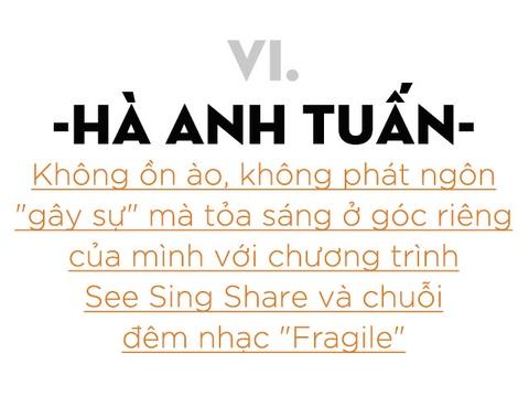 8 nghe si tieu bieu cua showbiz Viet 2017 hinh anh 8