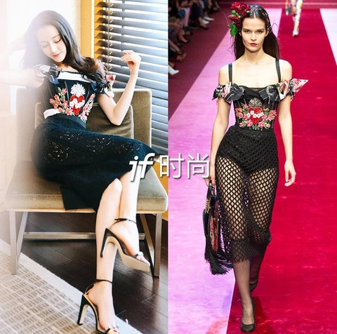 Dich Le Nhiet Ba: My nhan khong ham khoe than van hot nhat showbiz hinh anh 13