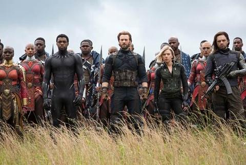 'Avengers: Infinity War' dat 100 ty nhanh nhat Viet Nam sau 5 ngay hinh anh