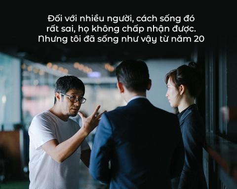 Charlie Nguyen: 'Thai Hoa chi thanh cong voi vai hai thieu nang' hinh anh 15