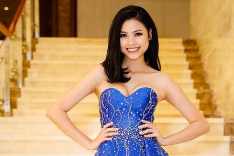 Nguoi dep Hoa hau Viet Nam 2018 dien bikini do ruc trinh dien hinh anh 6