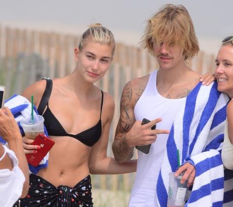 Tinh tay ba tro treu cua Justin Bieber, Selena Gomez va Hailey Baldwin hinh anh 9