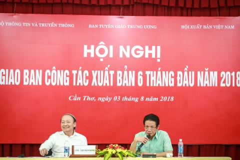 6 thang dau nam, nganh xuat ban Viet Nam in 165 trieu ban sach giay hinh anh