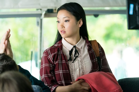 Trailer phim 'To All The Boys I've Loved Before' hinh anh