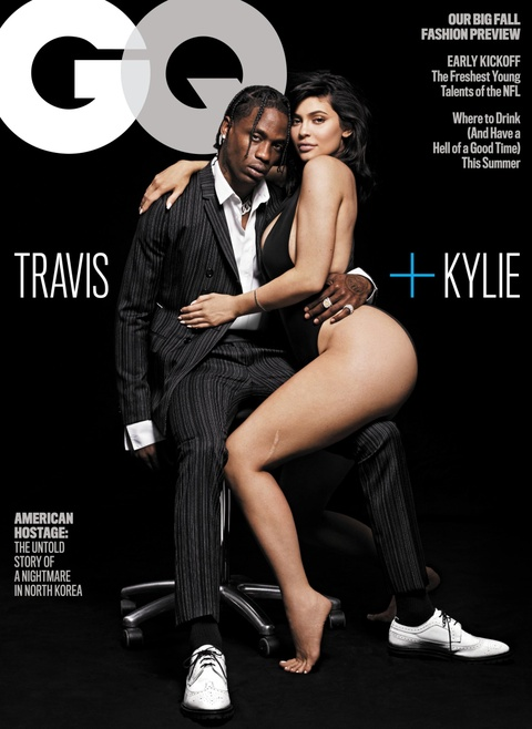 Kylie Jenner - Travis Scott: Doi tre quyen luc bat chap tin don do vo hinh anh 2