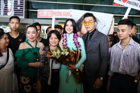 Hoa hau Trai dat 2018 Phuong Khanh khong doi vuong mien ngay tro ve hinh anh 7