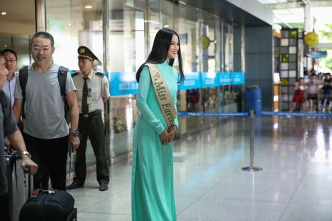 Hoa hau Trai dat 2018 Phuong Khanh khong doi vuong mien ngay tro ve hinh anh 8