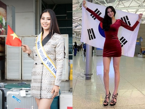 Tiểu Vy và dàn người đẹp đổ bộ Trung Quốc thi Miss World 2018