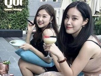 'My nu bi mang o cho Ben Thanh' tro lai Viet Nam quay show voi Jin Ju hinh anh