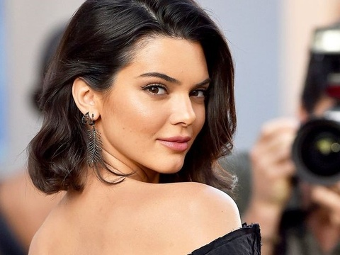 Kendall Jenner vang mat trong anh Giang sinh gia dinh vi chua co con? hinh anh