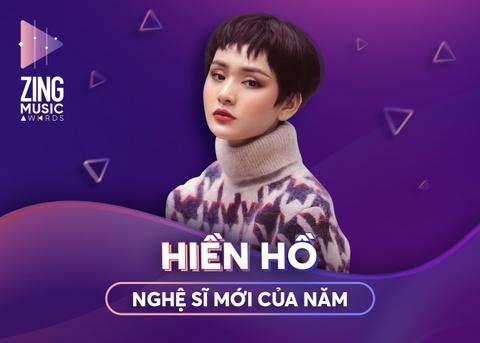 Huong Tram la Nghe si cua nam, 'Nguoi la oi' thang o ZMA 2018 hinh anh 4