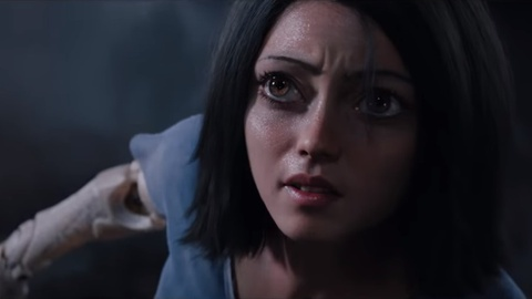 Trailer 'Alita: Battle Angel' - phim do James Cameron san xuat hinh anh