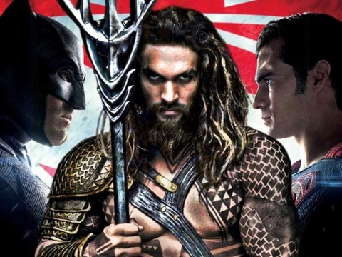 'Aquaman' thu 1 ty USD va thoi cua cac sieu anh hung hang B, C hinh anh