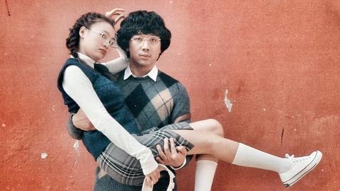Trailer phim 'Cua lai vo bau' cua Tran Thanh, Lan Ngoc hinh anh