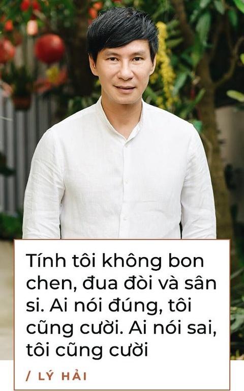 Ly Hai: 'Toi khong bon chen, san si, ve voi vo con la nhat' hinh anh 8