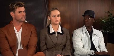 Vi sao 'Captain Marvel' Brie Larson bi ghet? hinh anh 4