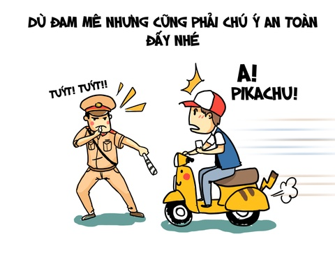 Hi hoa: Vi sao Pokemon Go gay nao loan toan the gioi? hinh anh 11