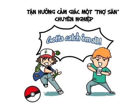 Hi hoa: Vi sao Pokemon Go gay nao loan toan the gioi? hinh anh 8