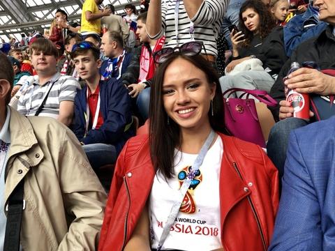 Tinh yeu no ro tren dat Nga mua World Cup hinh anh 1