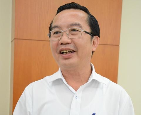 Chu tich UBND quan 1 lam Chanh Van phong Thanh uy TP.HCM hinh anh