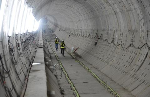 Metro Bến Thành - Suối Tiên cần ứng 2.245 tỷ để trả nợ trước Tết