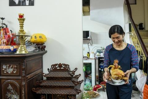 Mam co xua nguoi Ha Noi - ky cong, tinh te, trong sac huong hinh anh 16