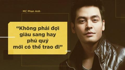 MC Phan Anh, Thuy Tien va nhung cau noi am long nguoi dip cuoi nam hinh anh