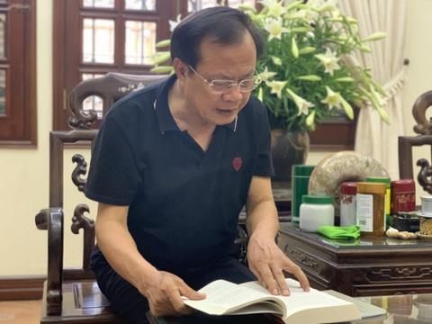 Nhat ky chien truong cua nguyen Bi thu Ha Noi Pham Quang Nghi hinh anh 1