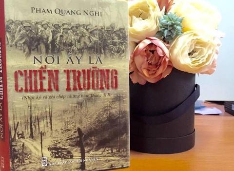 Nhat ky chien truong cua nguyen Bi thu Ha Noi Pham Quang Nghi hinh anh 5