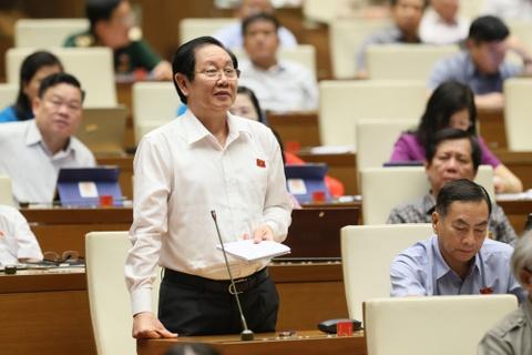 'Không có công chức nào góp tiền xây chùa để kinh doanh, hưởng lợi'