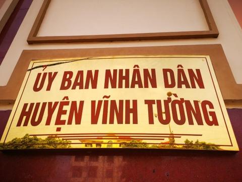 Doan thanh tra Xay dung moi len Vinh Phuc khong tiep can duoc ho so hinh anh