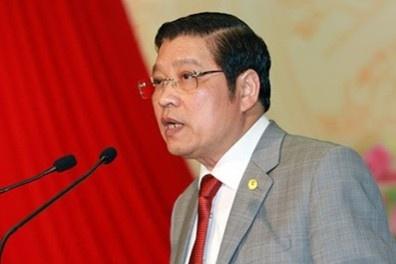 Ban Noi chinh tham muu xu ly nhieu vu an nghiem trong hinh anh
