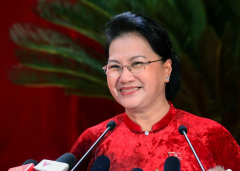 Chu tich Quoc hoi: 'Quang Ninh la cuc tang truong kinh te hap dan' hinh anh