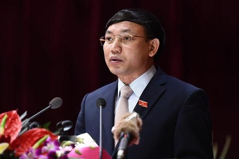 Tieu su Bi thu Quang Ninh Nguyen Xuan Ky hinh anh