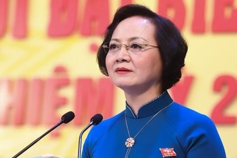 Nguyen Bi thu Yen Bai lam Pho ban To chuc Trung uong hinh anh