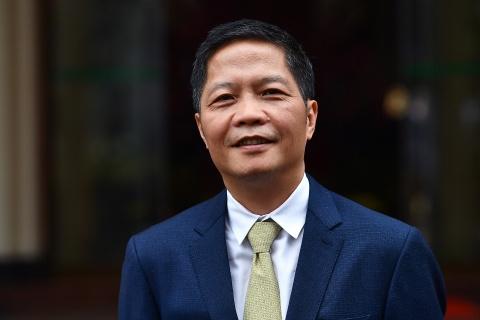 Ong Tran Tuan Anh lam Truong ban Kinh te Trung uong hinh anh